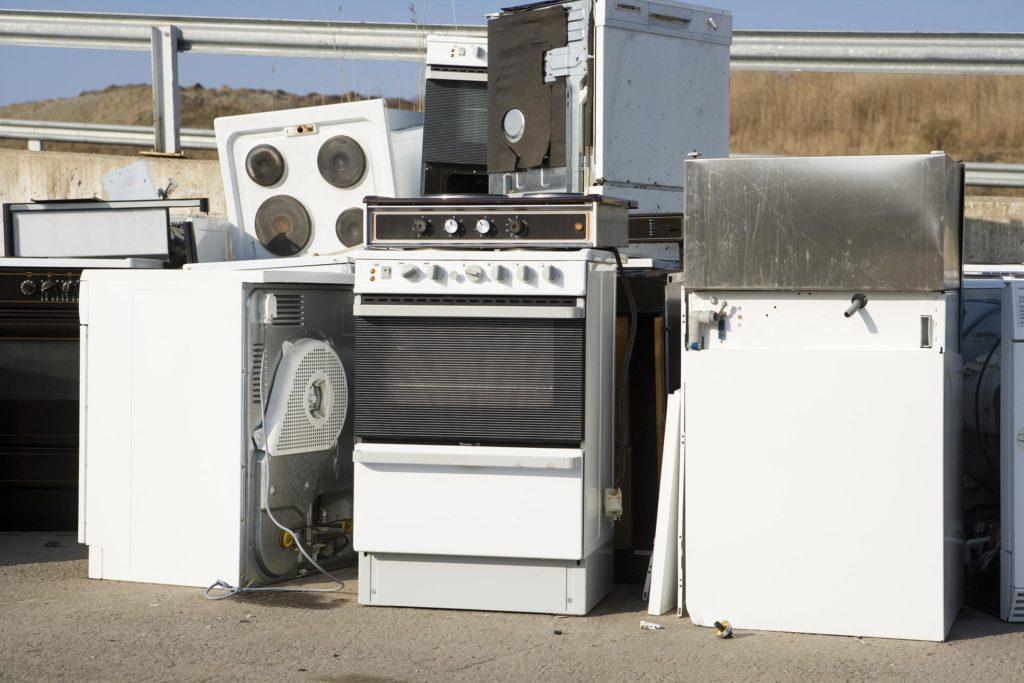 Austin Junk Haulers - Appliance Removal 1